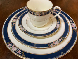 Noritake Imperial Gate 4 Piece Place Setting # 9778 - $47.41