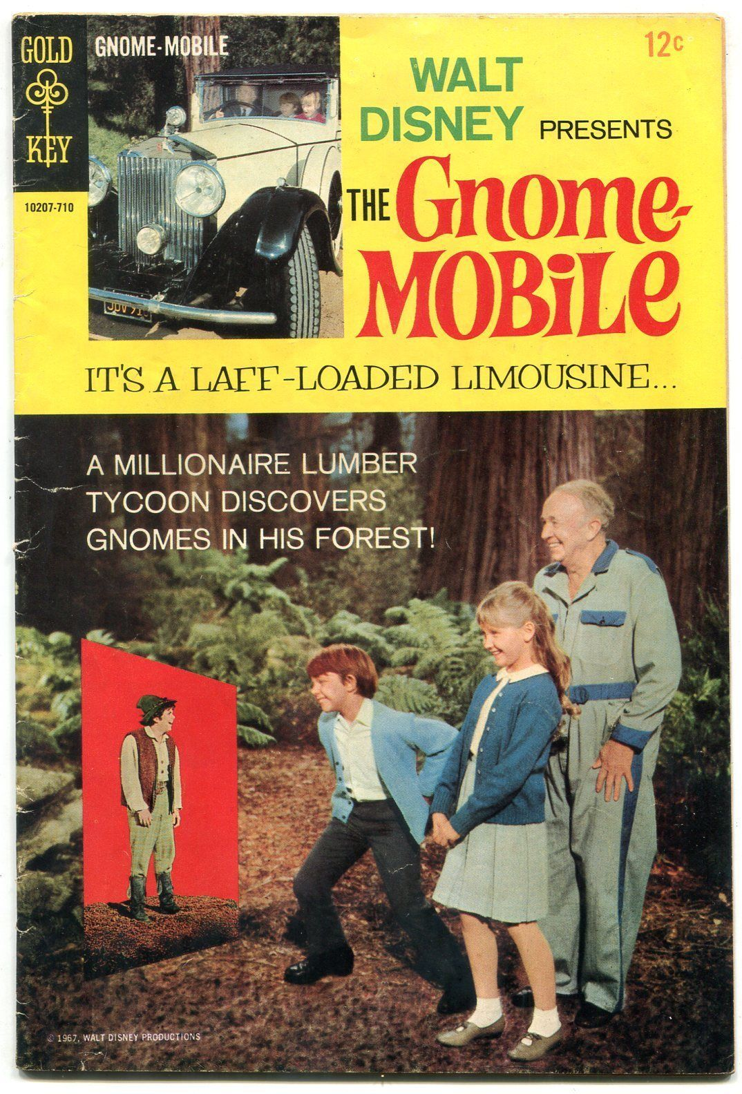 Primary image for GNOME MOBILE-#13 WALT DISNEY/PHOTO COVER VG