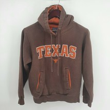 NCAA University of Texas Longhorns Champs Hoodie Sweatshirt Adult XS - $22.56