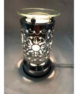 Electric Metal Touch Fragrance Lamp/Oil Burner/Wax Warmer/Night Light g-013 - $21.77