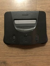 Nintendo 64 Console - As Is - Untested For Parts Console Only - $23.01