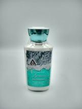 Bath & Body Works SNOWY MORNING 24 Hour Body Lotion Bergamot Mistletoe B... - $12.50
