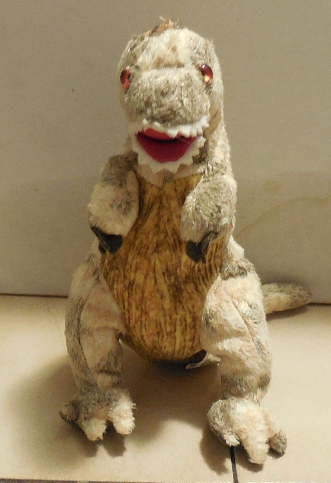 7e42f40909f Ty Toothy The Tyrannosaurus Beanie Baby and 50 similar items. S l1600