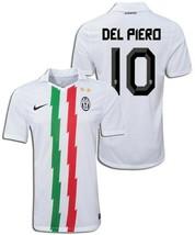 NIKE ALESSANDRO DEL PIERO JUVENTUS AWAY JERSEY 2010/11. - $150.00