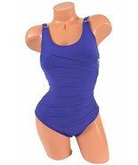 Calvin Klein Women's Starburst Blue One Piece Swimsuit NWT - $30.79