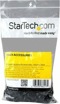 Startech m6x12mm Screws, 100 Pack, Black, Server rack & Cabinet Compatible - $45.08
