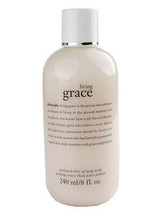 Philosophy Living Grace Perfumed Olive Oil Body Scrub, 240ml/8oz - $14.00