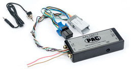 GM radio dual aux audio input adapter. Play mp3/iPod songs on stereo. Ma... - $45.99