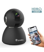 25fps 1080P HDR WiFi Security Camera Indoor, Ctronics IP Security Camera... - $49.62