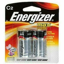 PACK OF 3 Energizer C Max Alkaline General Purpose Battery 2 Count Each - $9.44
