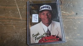 Ray Allen 1996/97 Fleer Skybox Metal Fresh Foundation Rookie - $1.97