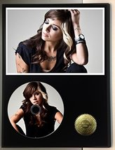 Christina Perri Limited Edition Picture Disc CD Rare Collectible Music Display - $56.95