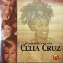 Celia Cruz El Carnaval de la Vida CD - $4.95