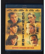 Contagion (Blu-ray, 2012, 1-Disc Set) - $6.85