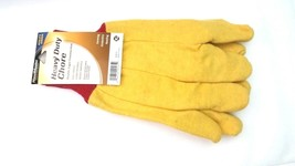 Roofing Carpentry Farming Utility Heavy Duty Chore Double Layer Glove 2 ... - $14.84