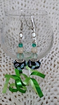 Glasswork Bead Earrings - $12.99