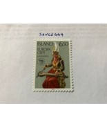 Iceland Europa 6.50c mnh 1985      stamps - $1.20