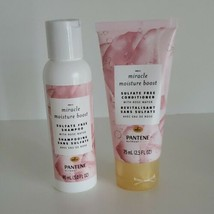 Pantene Nutrient Miracle Moisture Boost Rose Water Shampoo & Conditioner... - $14.90