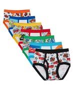 Disney Little Boys' Pixar 7-Pack Brief, Multicolor, Size 4T Underwear - $18.95