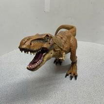 """Jurassic World Stomp & Strike Tyrannosaurus Rex 20"""" Action Figure Hasbro... - $14.84"""