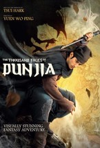 The Thousand Faces of Dunjia DVD supernatural fantasy adventure Tsui Hark - $19.99