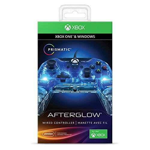 PDP Afterglow Wired Controller for Xbox One 048-121-NA - Xbox One