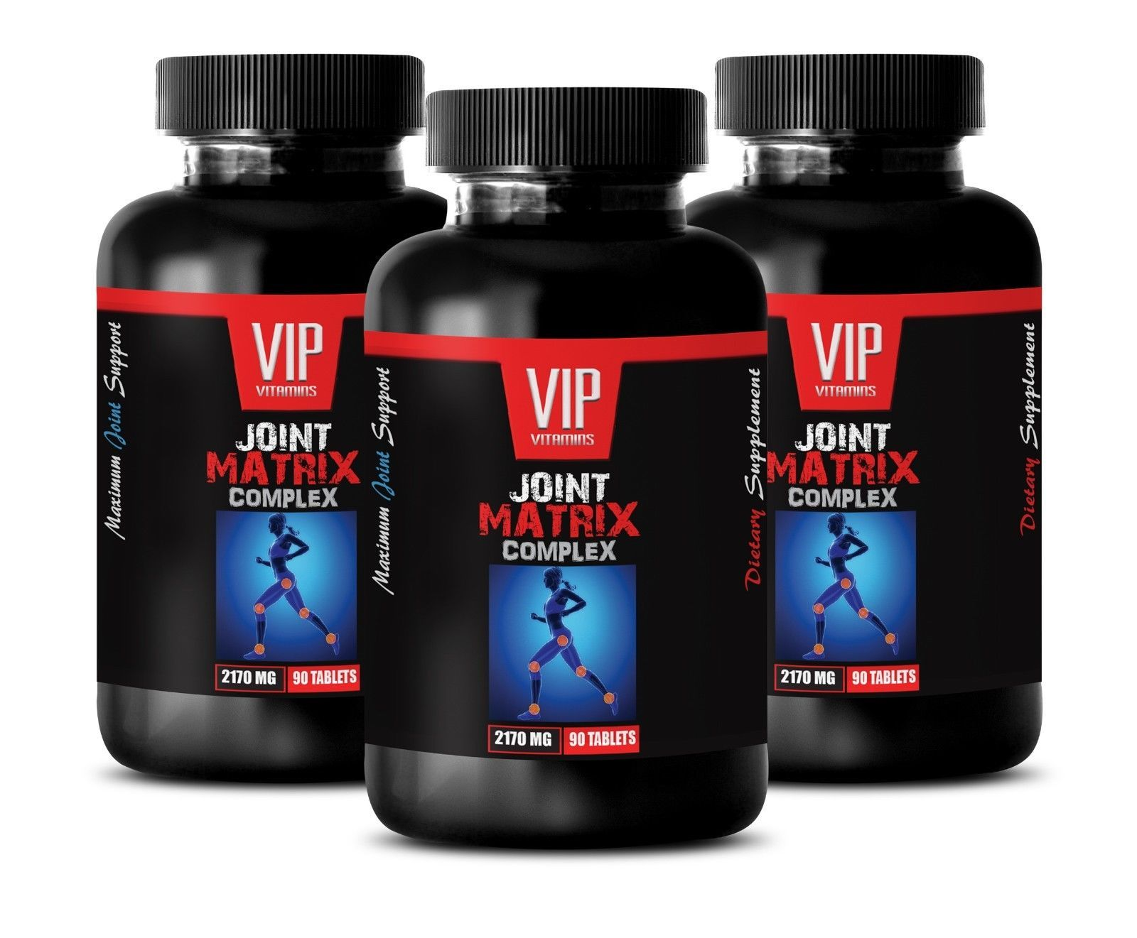 Primary image for optimum nutrition vitamins - JOINT MATRIX COMPLEX 3B - glucosamine powder