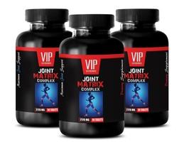 optimum nutrition vitamins - JOINT MATRIX COMPLEX 3B - glucosamine powder - $28.01