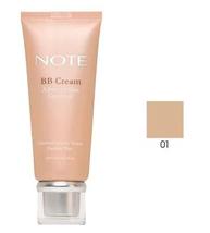 Note Cosmetics BB Cream Advanced Skin Corrector - BB Cream 01 - $20.75
