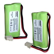 2x HQRP Phone Batteries for VTech CS6449 CS6449-2 CS6449-3 CL83213 SN115... - $9.35