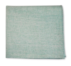Frederick Thomas vert menthe uni lin carré mouchoir de poche ft3406