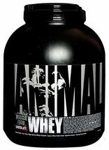 Universal Nutrition Animal Whey Isolate Loaded Whey Protein Powder Suppl... - $69.29