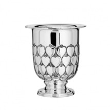 Argenti Champagne Basket Model Cuori Sterling Silver 925 NEW - $2,772.00