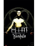 Hot New HIM Dark Light AlbumTattoos 24x36 Poster Gothic Rock Love Metal ... - $15.38
