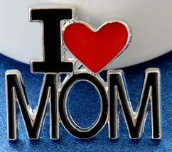 I Love Mom Enamel Brooch for Mother's Day Brooch Jewelry Gifts. Shipped ... - $10.84