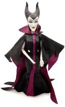 Disney MALEFICENT Sleeping Beauty Evil Villain Barbie Doll Dressed Articulated - $11.87