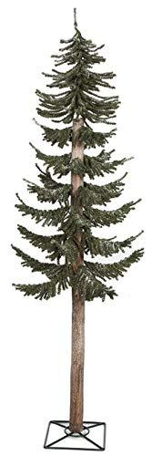 Primary image for Flocked Alpine Trees - Autograph Foliages 5 to 6 Feet