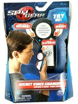 Spy Gear Voice Changer - New 2018 Toy - $17.33