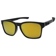Oakley Catalyst Sunglasses OO9272-04 Polished Black Frame W/ 24K Gold Ir... - $69.29