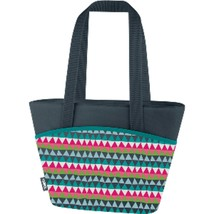 Thermos Raya 9 Can Lunch Tote - Colorful Triangles - $29.90 CAD
