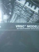 2010 Harley Davidson VRSC V ROD V-ROD Service Shop Repair Workshop Manua... - $100.99