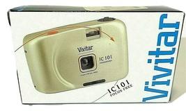 Vivitar IC 101 Focus Free 35mm Panorama Camera New Old Stock Unused  - $19.34