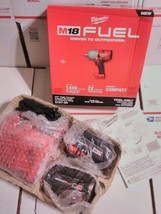 """BRAND NEW Milwaukee 2767-20  M18 Fuel 1/2"""" Impact Wrench W/ Friction Ring Kit - $445.50"""