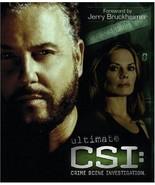 Ultimate CSI : Crime Scene Investigation by Steve Parker, Corinne Marrin... - $19.95