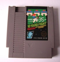 NES 10 Yard Flight 1983 1985  - $5.90