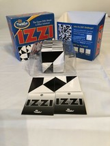 IZZI Puzzle Almost a Zillion Solutions - Brain Teaser ThinkFun Game Challenge - $8.79