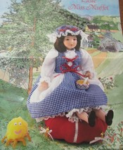 "DANBURY MINT  Porcelain Doll  10"" STORYBOOK  ""LITTLE MISS MUFFETT"" - $31.19"