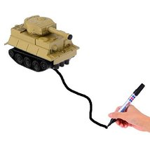 Exotic Electronic Mini Magic Pen Inductive Tank Toy - $22.26 CAD