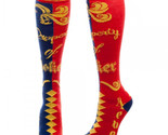 Suicide squad harley quinn property of joker knee high socks thumb155 crop