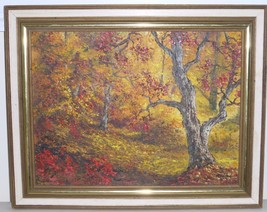 LISTED ARTIST HECTOR SALAS ORIGINAL OIL PAINTING - $399.00